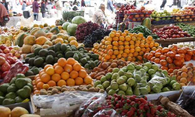 Les fruits en Equateur