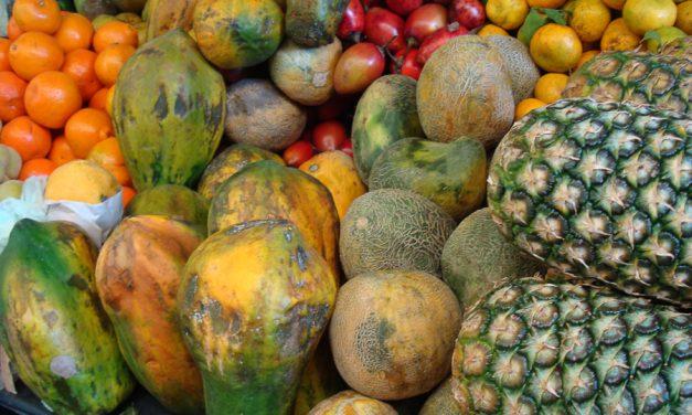 Les fruits en Equateur