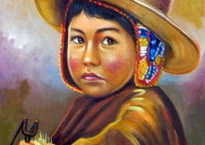 Peinture équatorienne