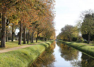 Le canal de Berry