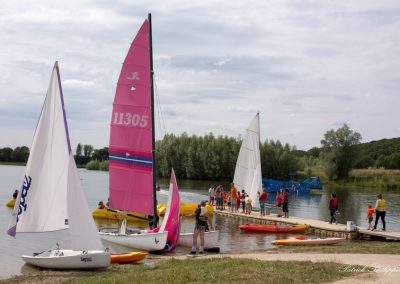 Base nautique du lac de Virlay
