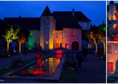 Le musée Saint-Vic