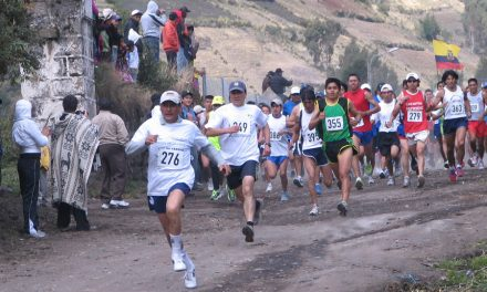 Proposition de stage étudiant pour l'organisation de la prochaine Carrera del Chimborazo