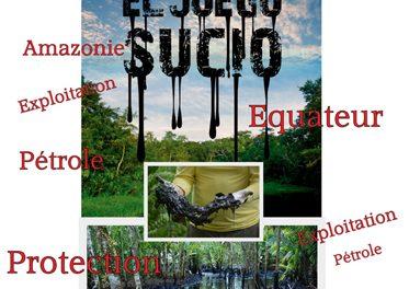 Projection du film El Juego sucio