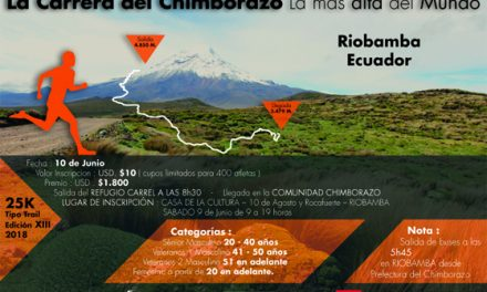 Treizième Carrera del Chimborazo – 10 juin 2018