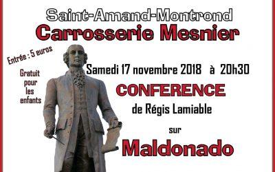 Journée d'hommage à Pedro Vicente Maldonado