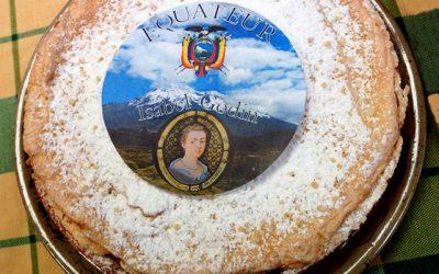 Le gâteau Isabel Godin