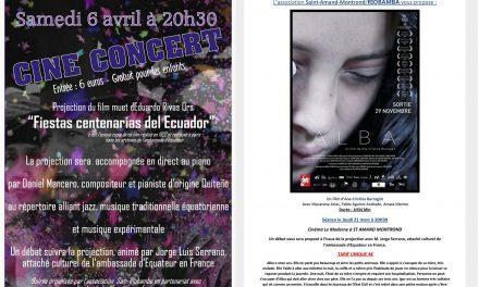 Ciné-rencontre et Ciné-concert