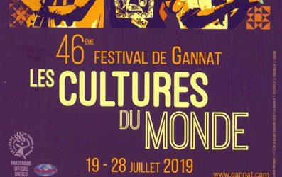 Festival Cultures du monde –  Gannat