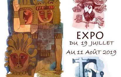 Exposition Oswaldo Guayasamin «Rencontre entre deux mondes»