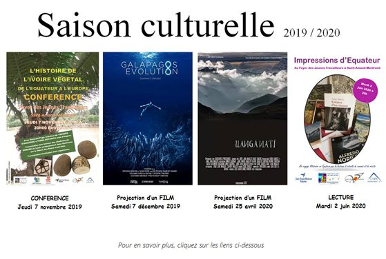 Saison Culturelle 2019 / 2020